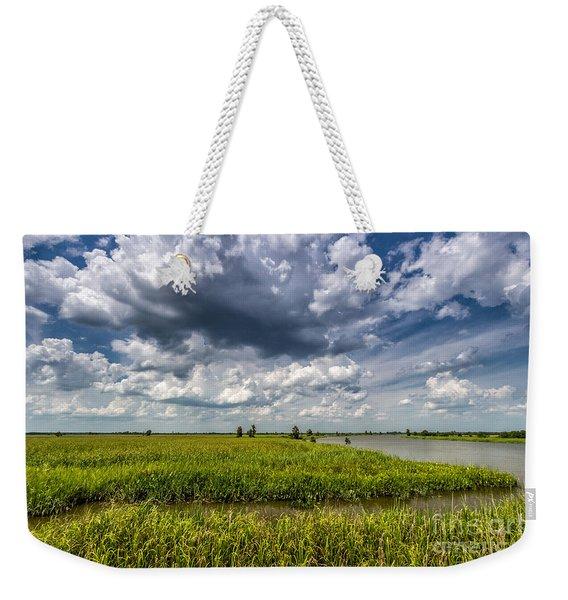 Savannah Wildlife Refuge  Weekender Tote Bag