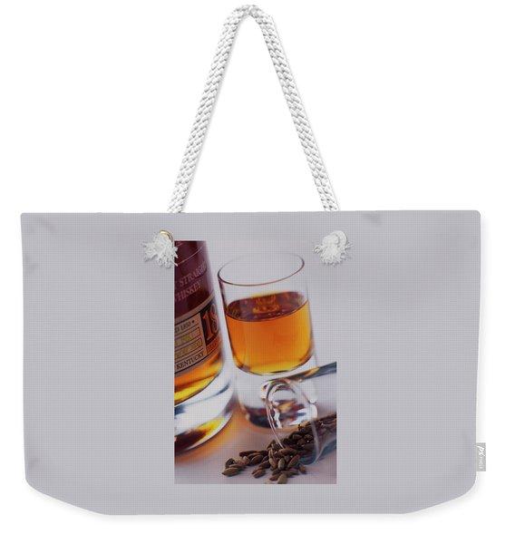 Sazerac Rye Weekender Tote Bag