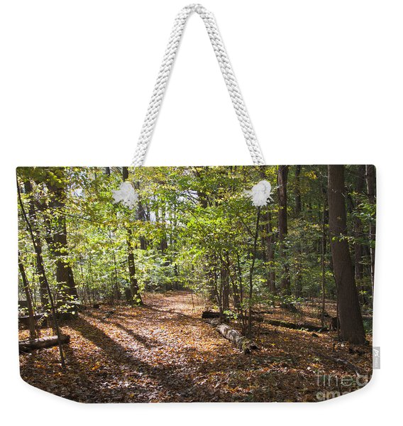 Scared Grove 2 Weekender Tote Bag