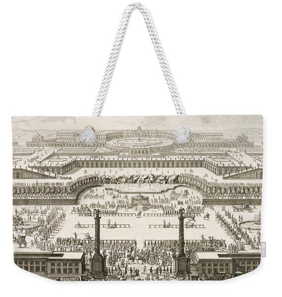 Schonbrunn Palace In Vienna Weekender Tote Bag