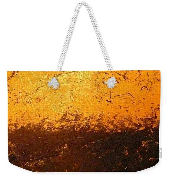 School Colors Weekender Tote Bag