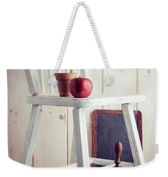 School Days Weekender Tote Bag