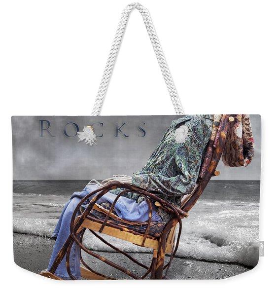Science Rocks Weekender Tote Bag