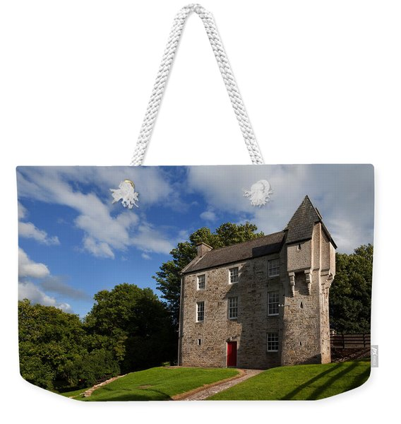 Scottish-baronial , Ballyduff, County Weekender Tote Bag