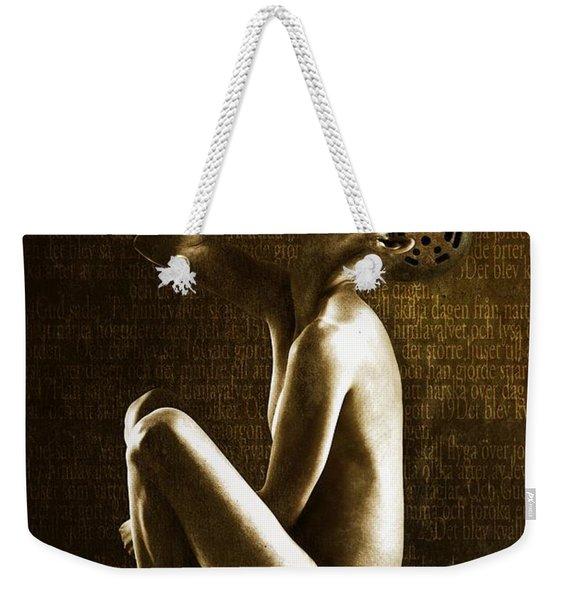Scream Weekender Tote Bag