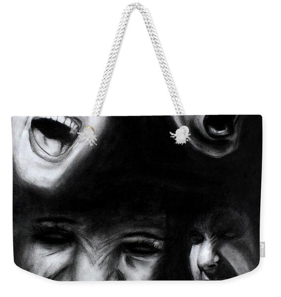 Scream Weekender Tote Bag