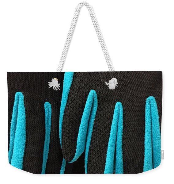 Scribble Weekender Tote Bag
