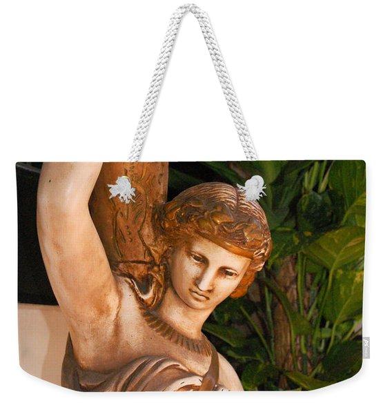 Sculpture Weekender Tote Bag