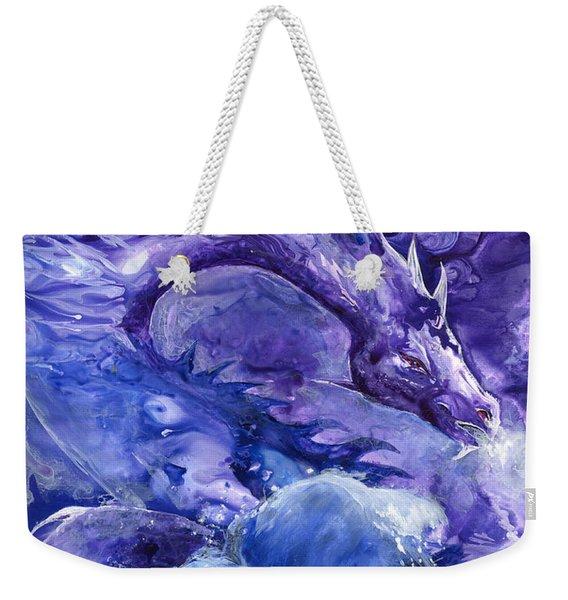 Sea Dragon Weekender Tote Bag