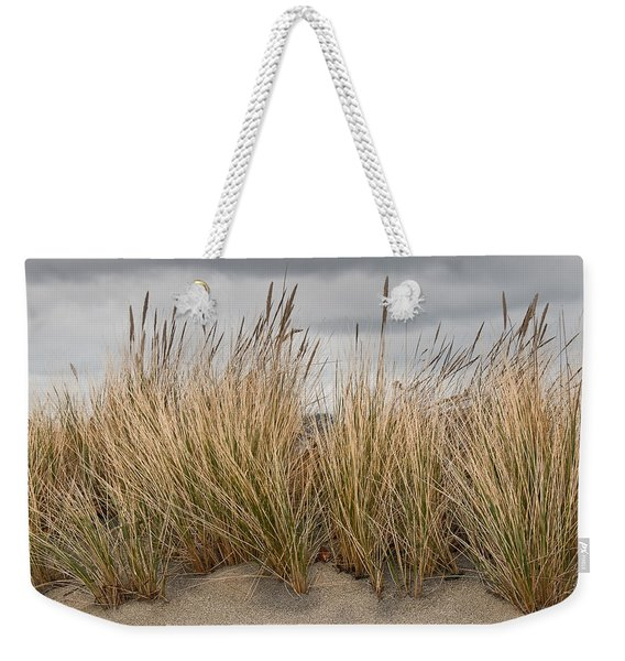 Sea Grass And Sand Weekender Tote Bag