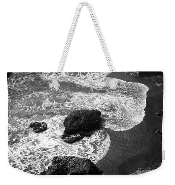 Sea Lion Cove Weekender Tote Bag