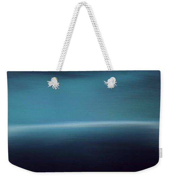 Sea Of Light Weekender Tote Bag