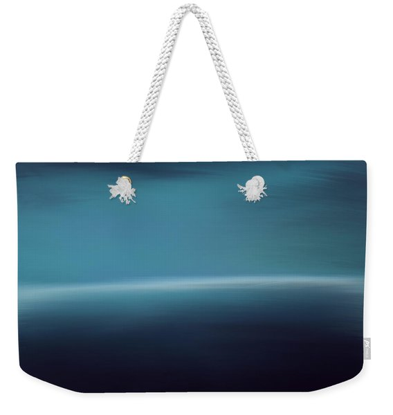 Sea Of Light Weekender Tote Bag
