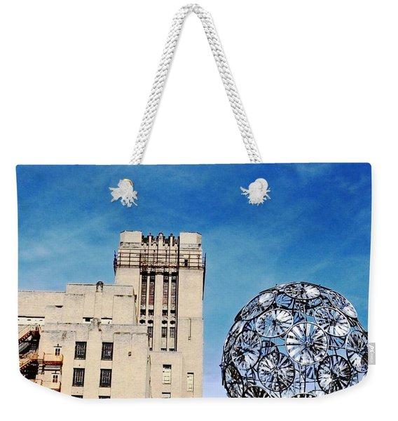 Sears Crosstown Memphis Weekender Tote Bag