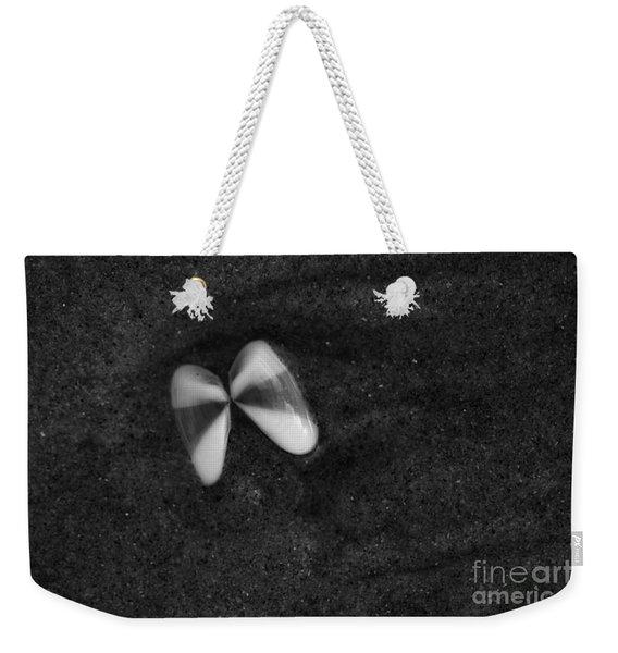 Seashell Love Weekender Tote Bag