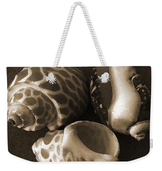 Seashells Spectacular No 1 Weekender Tote Bag