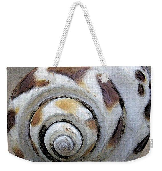 Seashells Spectacular No 2 Weekender Tote Bag