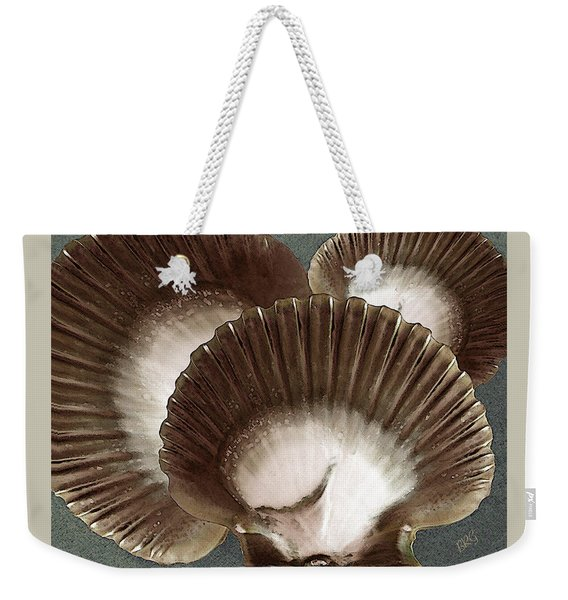 Seashells Spectacular No 22 Weekender Tote Bag