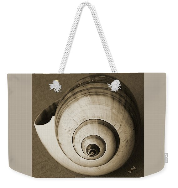 Seashells Spectacular No 25 Weekender Tote Bag