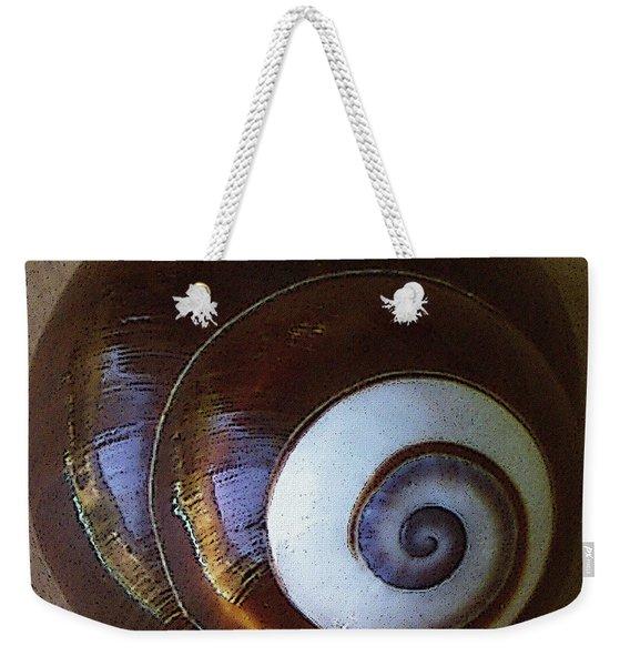 Seashells Spectacular No 26 Weekender Tote Bag