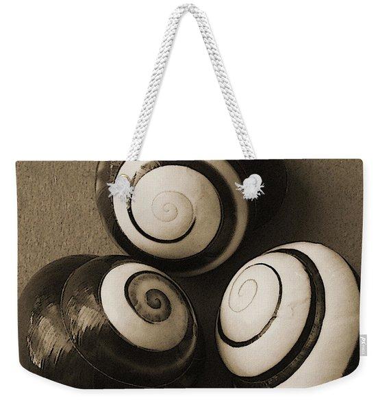 Seashells Spectacular No 28 Weekender Tote Bag