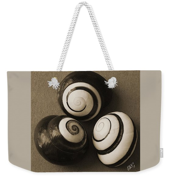 Seashells Spectacular No 28 Weekender Tote Bag