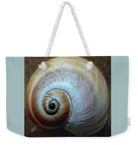 Seashells Spectacular No 36 Weekender Tote Bag