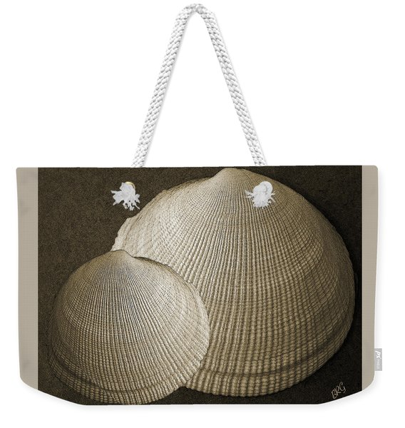Seashells Spectacular No 8 Weekender Tote Bag