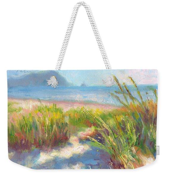 Seaside Afternoon Weekender Tote Bag