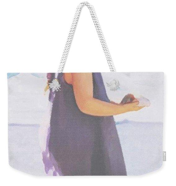 Seaside Treasures Weekender Tote Bag