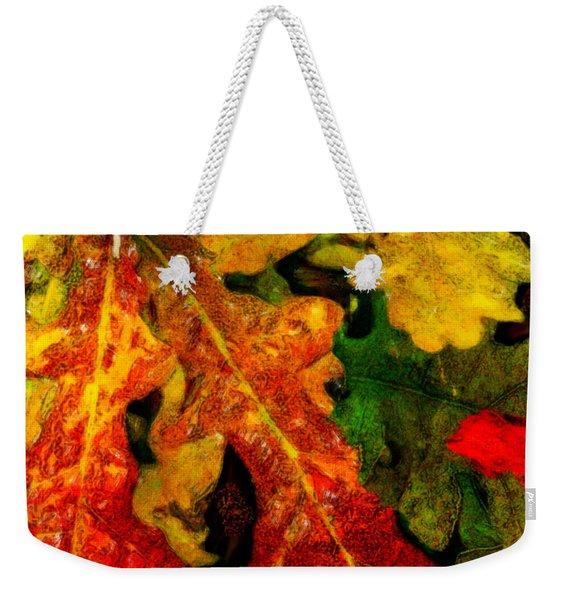 Season's End Weekender Tote Bag
