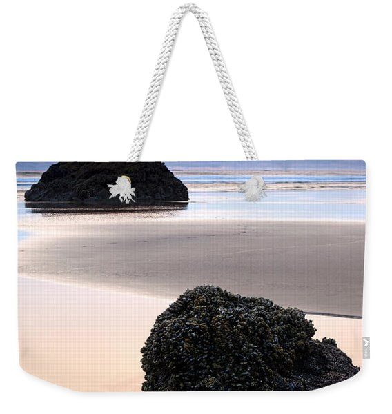 Second Rock From The Sun Weekender Tote Bag