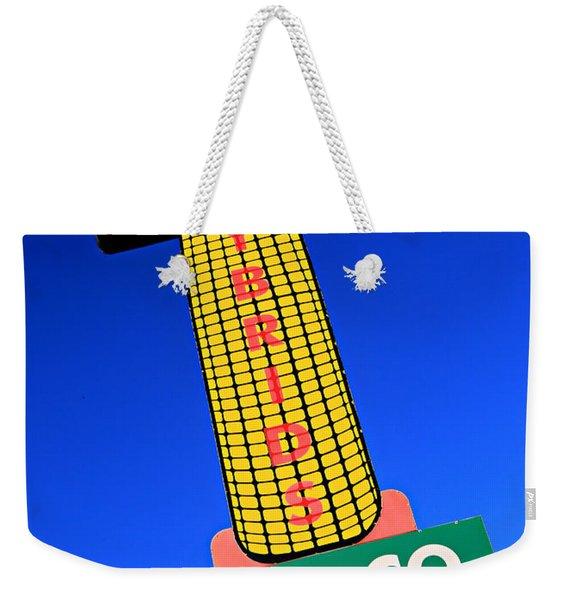 Seed Company Sign 1.4 Weekender Tote Bag