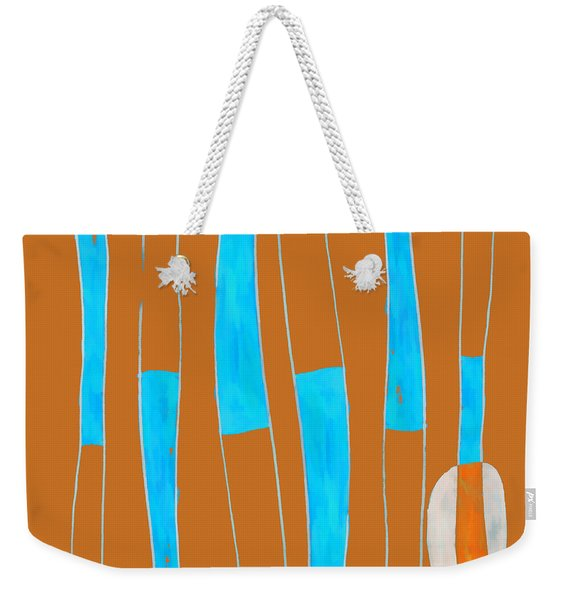 Seed Of Learning No. 2 Weekender Tote Bag