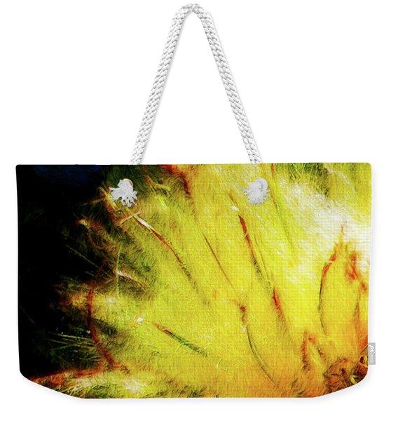 Seedburst Weekender Tote Bag