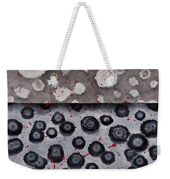 Seeds Of Life Weekender Tote Bag