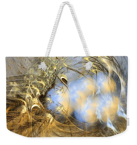 Seeds Of Peace -abstract Art Weekender Tote Bag