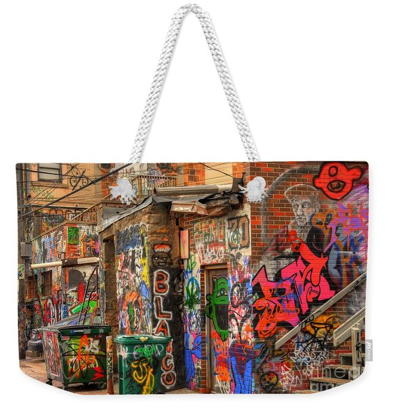 Seeing Is Believing Weekender Tote Bag