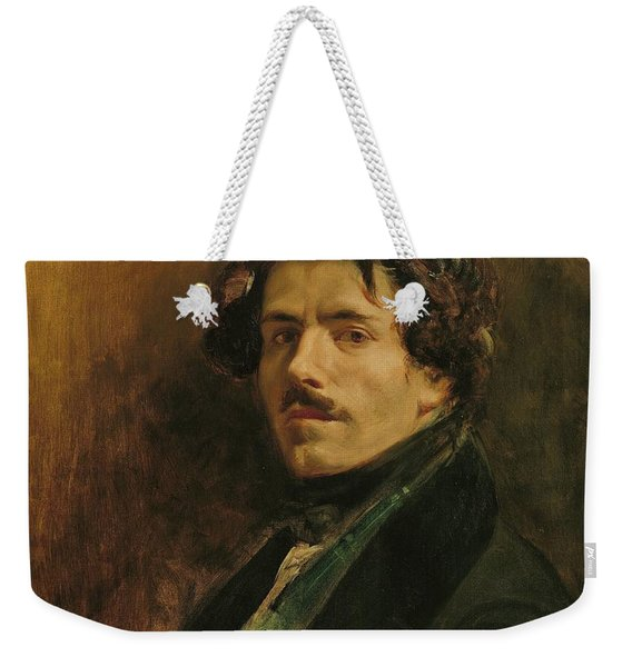 Self Portrait, C.1837 Oil On Canvas Weekender Tote Bag