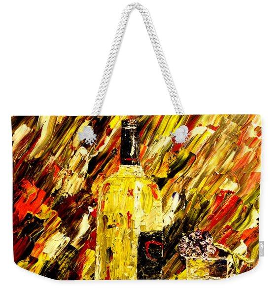 Sensual Nights  Weekender Tote Bag