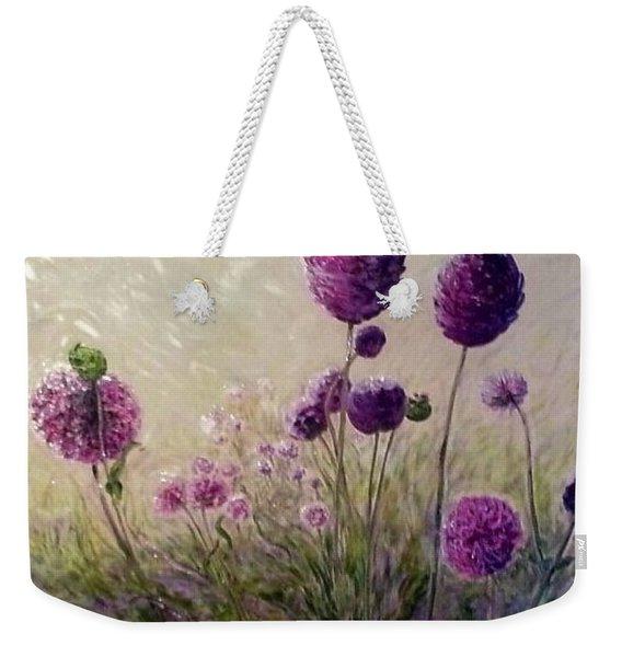 Seraph's Garden Weekender Tote Bag