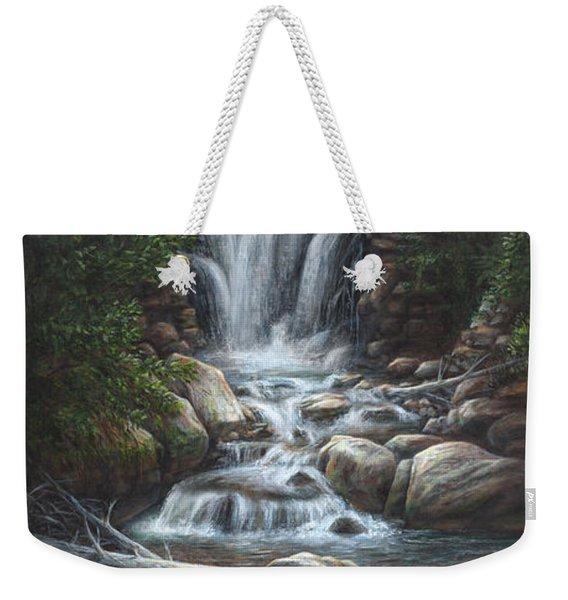 Serenity Weekender Tote Bag