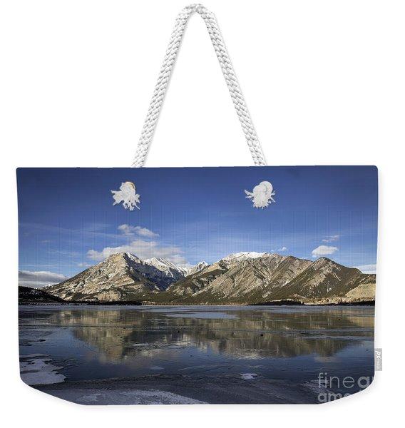 Serenity's Shrine Weekender Tote Bag