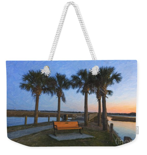 Set A Spell And Dream Weekender Tote Bag