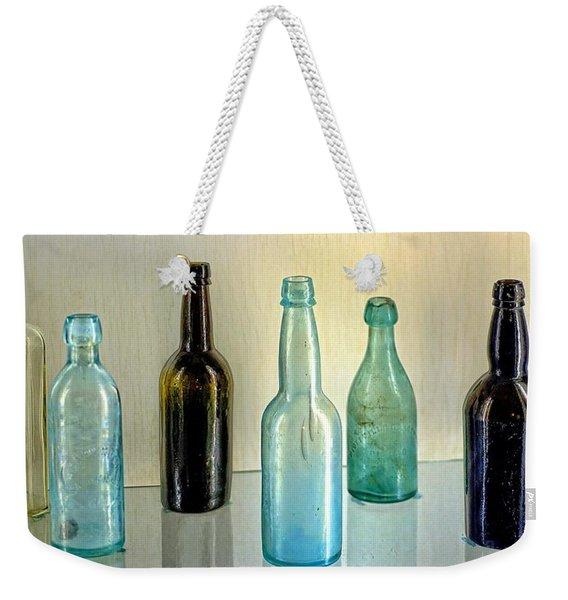 Seven Old Bottles Weekender Tote Bag