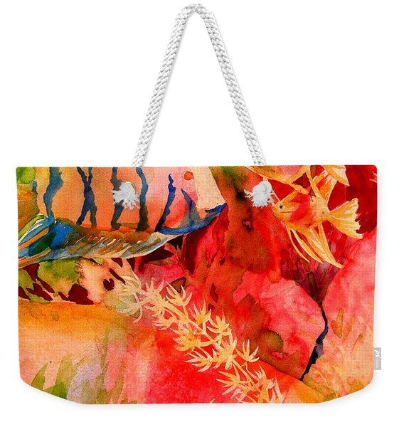 Severums And Angels  Weekender Tote Bag