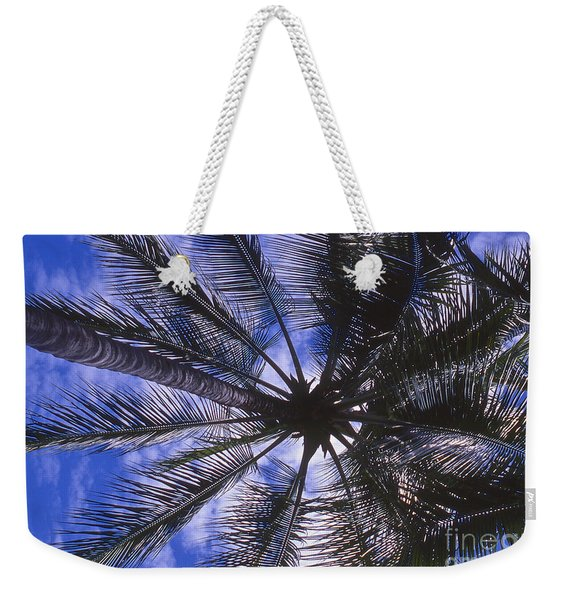 Weekender Tote Bag featuring the photograph Shade by William Norton