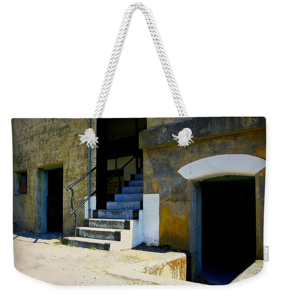 Shades Of The Past Weekender Tote Bag