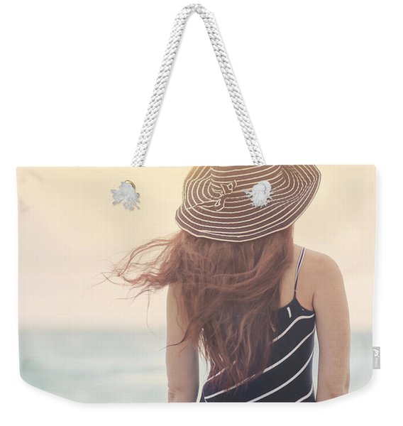 Shades Of Yesterday Weekender Tote Bag