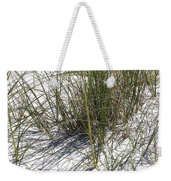 Shadow Grass Weekender Tote Bag
